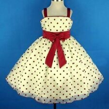 Flower Girl Dress Party Pageant Size 5