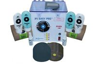 110 Volt JFJ Easy Pro Universal CD/DVD Repair Machine + Extra Supply Kit