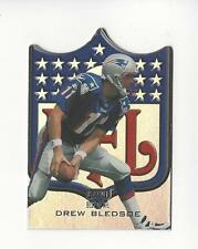 1998 Playoff Prestige Best of the NFL #13 Drew Bledsoe Patriots