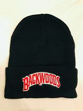 Backwoods Embroidery Beanie Hat