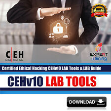 CEH v10 Certified Ethical Hacker Lab Tools Hacking Guide 11 GB DOWNLOAD