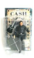 Sota Toys Johnny Cash ~ NEW The Man in Black ~ SDCC Action Figure 2006 FAST SHIP