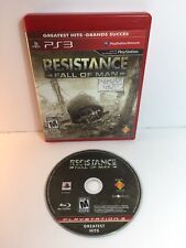 PS3 - Resistance Fall Of Man -