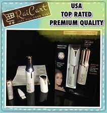 RaiCart Women's Painless Flawless Facial Hair Remover Trimmer Shaver