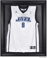 Utah Jazz Black Framed Team Logo Jersey Display Case - Fanatics Authentic