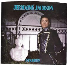 JACKSON, Jermaine  (Dynamite)  Arista 1-9190 + Picture Sleeve