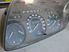 BMW E23 733i 7 Series Complete Instrument Cluster / Dash (Faulty Speedo)