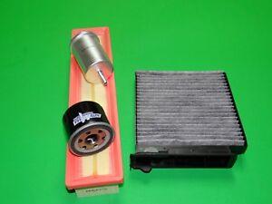 Filterset Filtersatz Inspektionspaket Dacia Sandero I 1.2 Benziner (55kW/75PS)