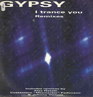 Gypsy - I TRANCE You (Remixes) - Zac International