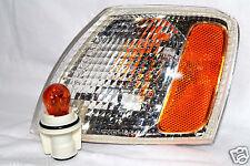For 1998-2001 Passat Corner Turn Signal Parking Light Lamp L Driver Side W/Bulb
