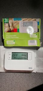 ESi ESRTP4 Wired Programmable Room Thermostat. Brand New.