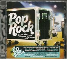 CD COMPIL 16 TITRES--POP ROCK--BUCKLEY/KORN/LENNOX/SPEARS/LAVIGNE/LAUPER...