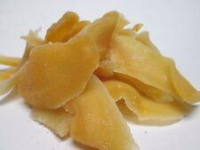 Premium Philippine Dried Mangoes-Super Soft, 1 lb bag