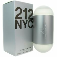 212 by Carolina Herrera * Perfume for Women * 3.4 oz * BRAND NEW IN RETAIL BOX