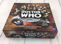 BBC Dr Who Doctor DVD Board Game Family Fun 8yrs + Boredom Buster Tardis