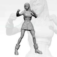1/24 75MM YUFAN Girl gladiator resin soldierTD-202028 M7U9