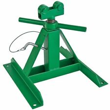 Greenlee 687 13 to 28-Inch 2,500 lbs Capacity Adjustable Telescoping Reel Stand