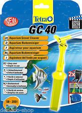 Tetra tec  GC 40  Komfort Bodenreiniger Aquarien Kies  - 24 Std. Vers.