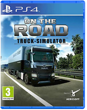 On the Road Truck Simulator PS4 Neuf sous blister