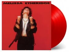 Melissa Etheridge – Melissa Etheridge Numbered RED LP Vinyl NEW!