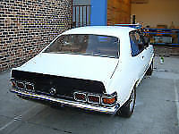 TORANA LC - LJ REAR BOBTAIL SPOILER GTR SEDAN AND COUPE