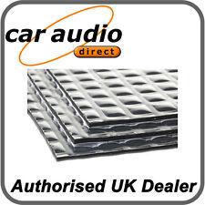 Silent Coat 2mm 40 Sheet Bulk Pack Car Sound Proofing Deadening Vibration Mat BN