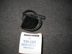 NOS 1970 1971 1972 LINCOLN CONTINENTAL A/C THERMOSTAT D0VY-19618-A