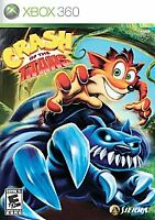 Crash of the Titans Xbox 360 Kids Game Crash Bandicoot Rare Collectible Complete