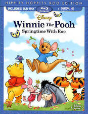 Winnie the Pooh - Springtime with Roo (Blu-ray Disc, 2014)