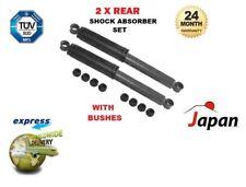 für Suzuki SJ 410 413 1.0 1.3 NEU 2 x hinten Stoßdämpfer Set mit Buchsen