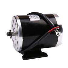 500W 24V Electric Brush Motor for e-Bike Scooter Go kart ATV Chopper MY1020 zu