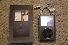 Apple iPod Classic 6th Generation Black 160GB Excellent Condition w/original box