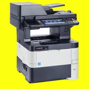 Kyocera Ecosys M3540idn, M-3540idn, ca. 35.970 Seiten gedruckt, gebraucht/158858