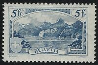 Switzerland - 1928 - Scott # 206 - Mint OG Lightly Hinged