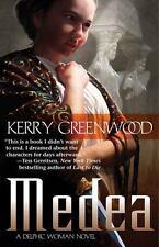 Medea: A Delphic Woman Novel (Delphic Women Series)-ExLibrary