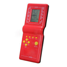 Tetris Game Hand Held LCD Electronic Game Toys Games Gift CA
