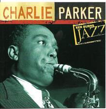 Charlie Parker - Ken Burns Jazz / The Definitive (CD-Album) sehr guter Zustand!