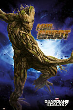 Poster GUARDIANS OF THE GALAXY - I Am Groot (Marvel) ca60x90cm NEU 58594