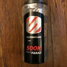Scosche 500k Farad Capacitor