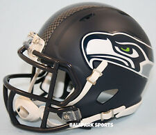 SEATTLE SEAHAWKS - Riddell Speed Mini Helmet