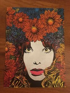 """CHUCK SPERRY """"MIND SPRING"""" ART PRINT 100% AUTHENTIC REMOVED HELIKON BOOK POSTER!"""