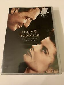 Tracy and Hepburn: The Definitive Collection (DVD, 2011, 10-Disc Set) Brand New