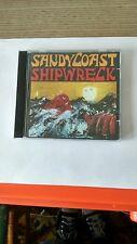 Sandy Coast - Shipwreck CD (Pseudonym CDP 1023 DD, 1996) NEAR MINT