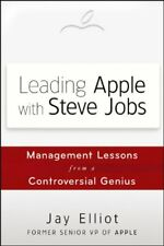 Leading Apple With Steve Jobs: Management Lessons
