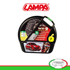 Catene da Neve 9mm Lampa WX-9 Gruppo 7 185/65r15 GD02011 Chrysler PT Cruiser 99