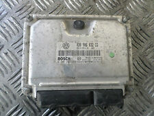 2001 Vw Polo 1.4 Mpi AUD de gestión del motor Ecu Computadora 030906032cg 0261207178