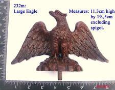 Águila grande de 232m Para Regulador De Viena caja del reloj/hágalo usted mismo