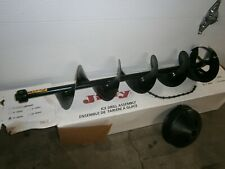 """Jiffy Ice Auger Drill Assembly 8"""""""