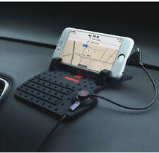 Galaxy iPhone 4 5 6 7 Mobile Phone Car Dashboard GPS SatNav Holder Anti slip Mat