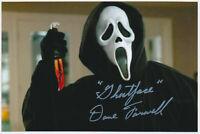 Dane Farwell - Scream 4 - hand signed Autograph Autogramm